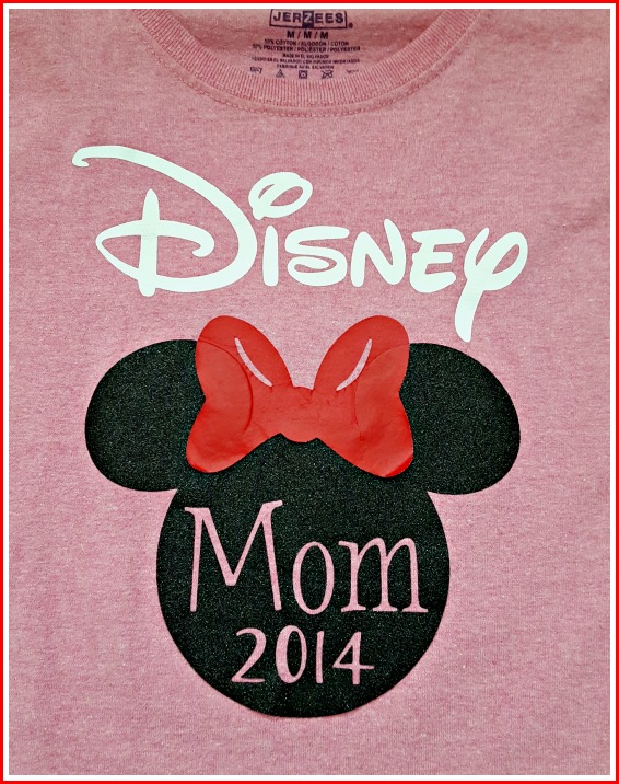 personalized Disney shirt