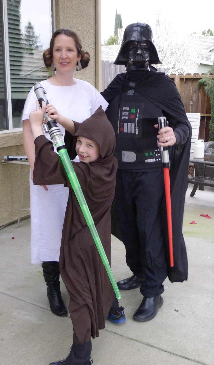 star wars costumes party