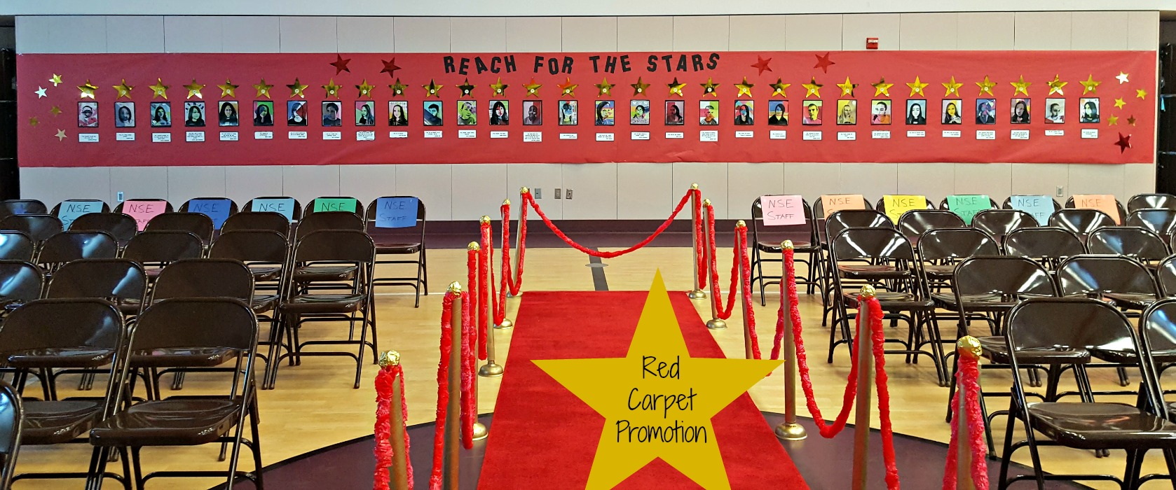red carpet ceremony