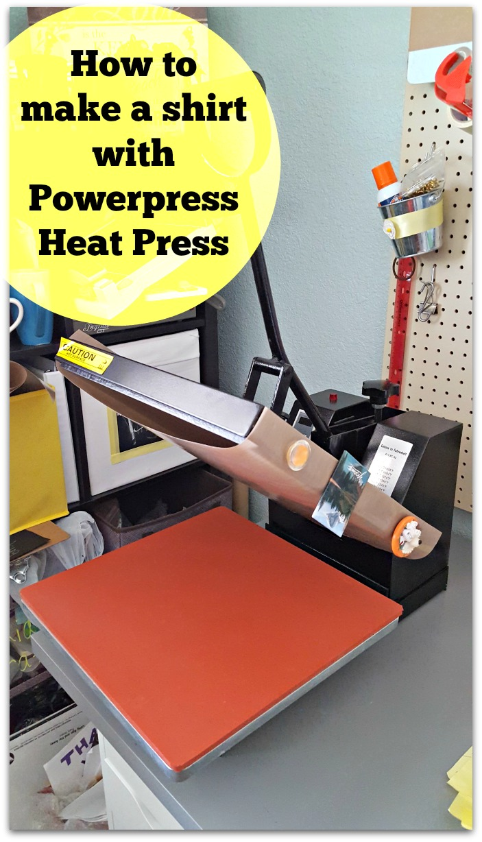 powerpress heat press