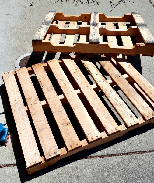 DIY pallet wood projects