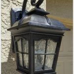outdoor light makeover