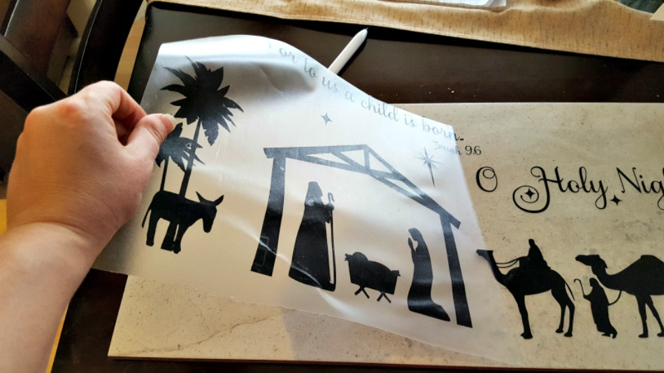 easy Cricut projects with vinyl
