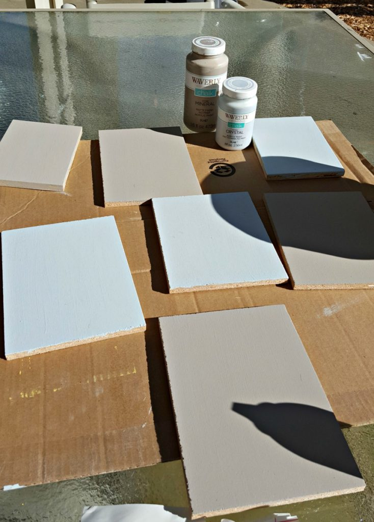 painting diy wooden signs