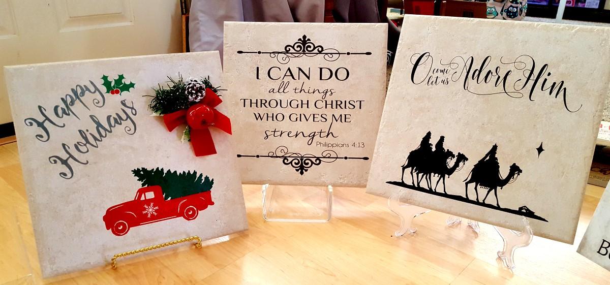 Cricut Christmas 11 Leap Of Faith Crafting