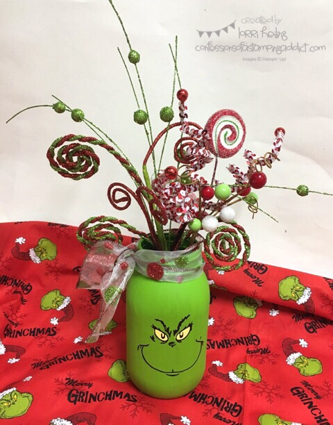 Grinch crafts