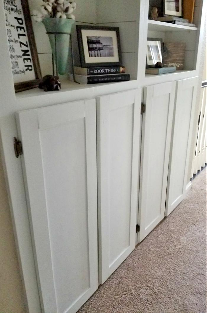 Stupendous The Easiest Way To Make Shaker Cabinet Doors Leap Of Home Interior And Landscaping Ologienasavecom