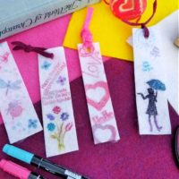 Felt Bookmarks Are so Easy and Cheap to Make!! Learn How!