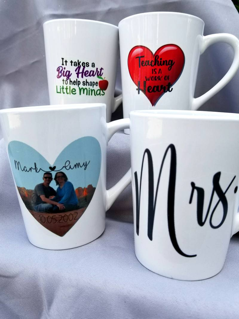 water slide mugs