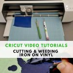 cricut tutorials pin