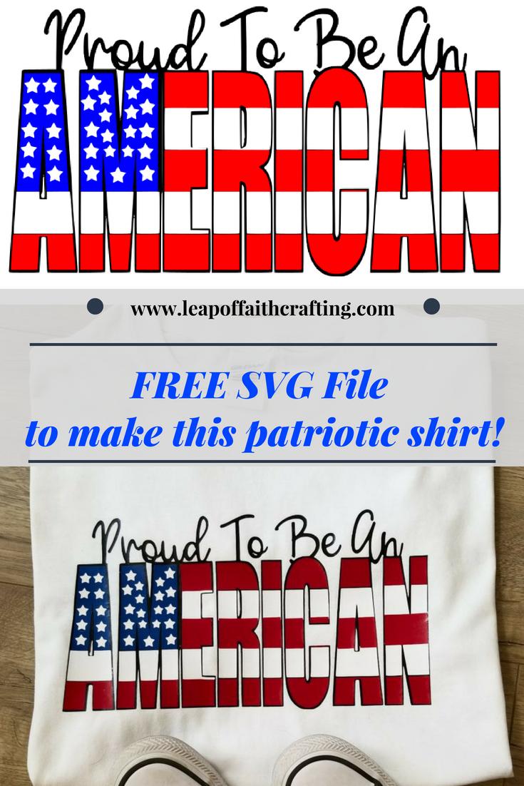 patriotic shirt pin