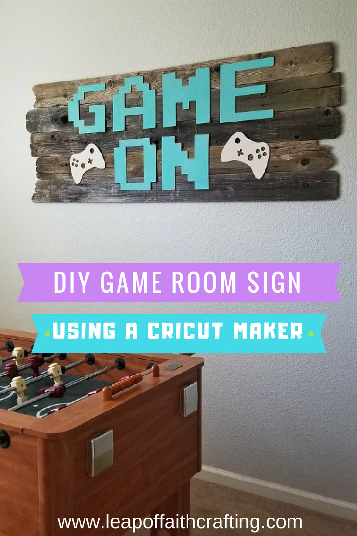 game room sign pinterest