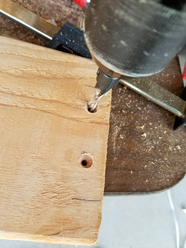 how to make a tumbler turner with wood