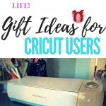 gifts for cricut users pin