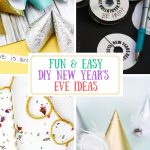 new years party ideas pin