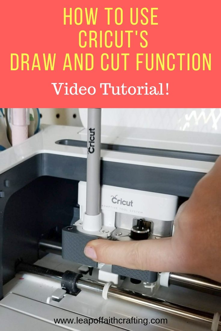 Cricut Design Space tutorial for beginners. Watch a video tutorial on how to use the write and cut function in the updated version of Cricut Design Space. Watch how to make cute DIY gift tags. #cricutdesignspace #gifttags