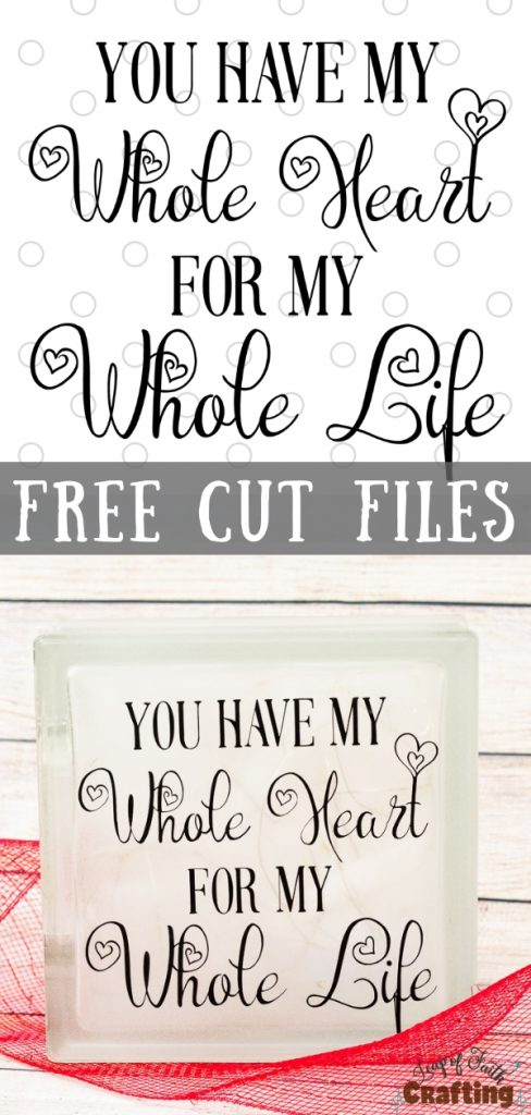 free svg files for cricut pin