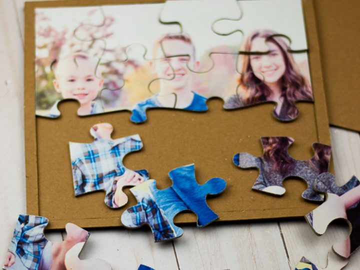 How to Make a Puzzle From a Picture For That Perfect Gift