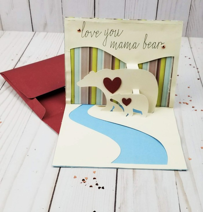 Cricut Mother's Day Cards