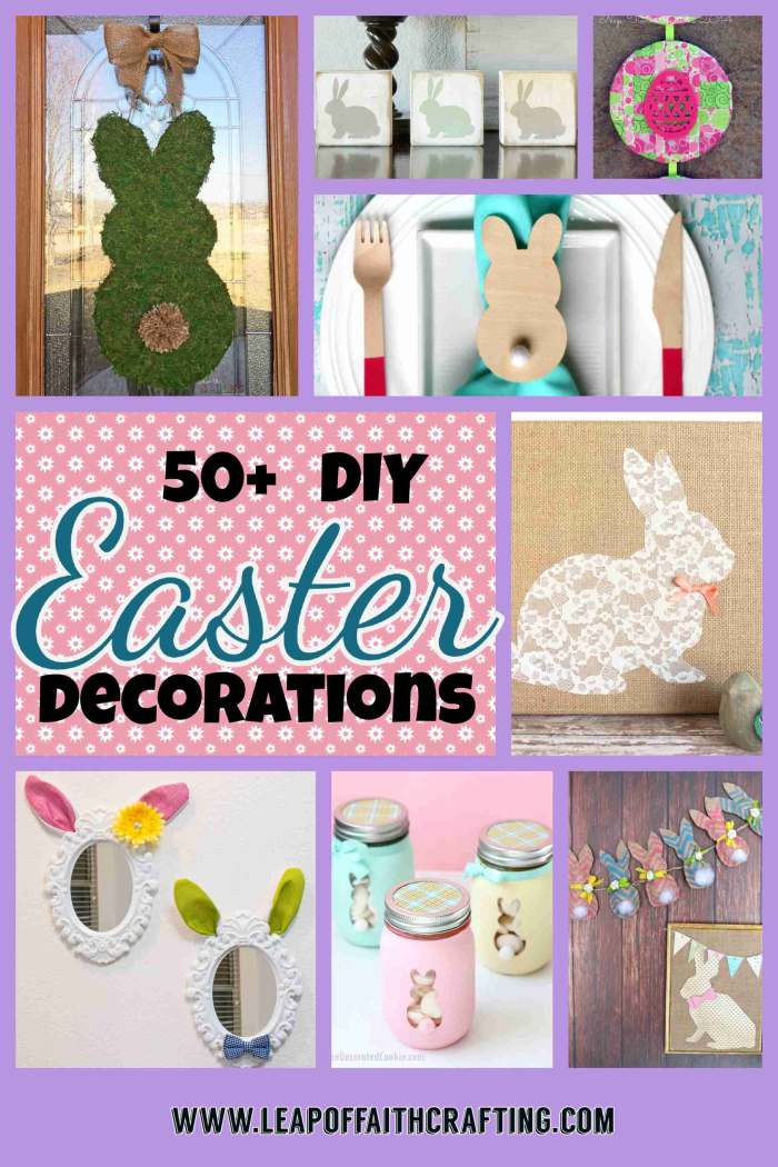 easter decorations for home pin