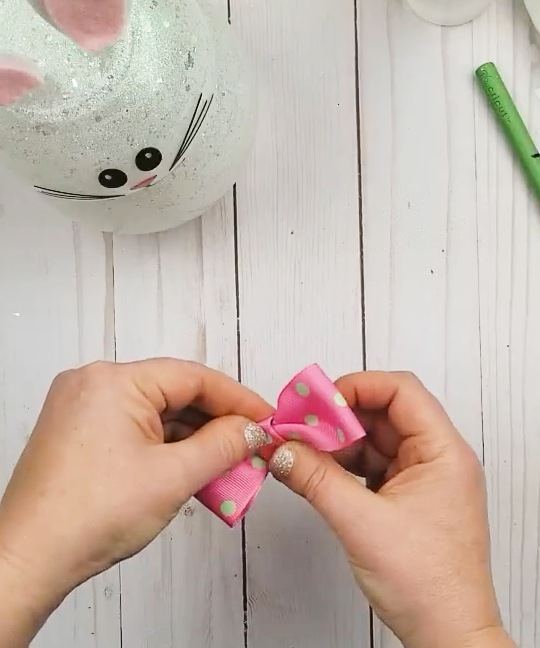 how to make a bunny
