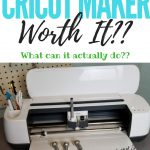 is the cricut maker worth it pin