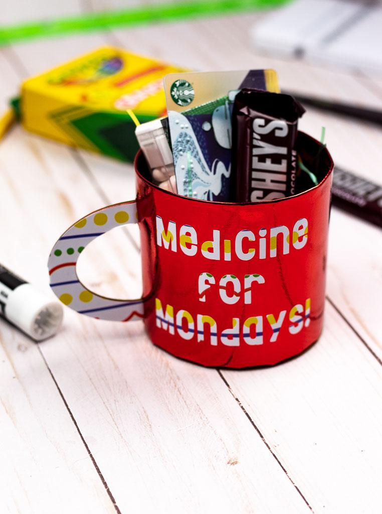 cricut gift card holder