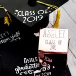 cricut graduation party ideas