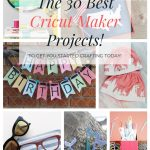 cricut maker projects pin