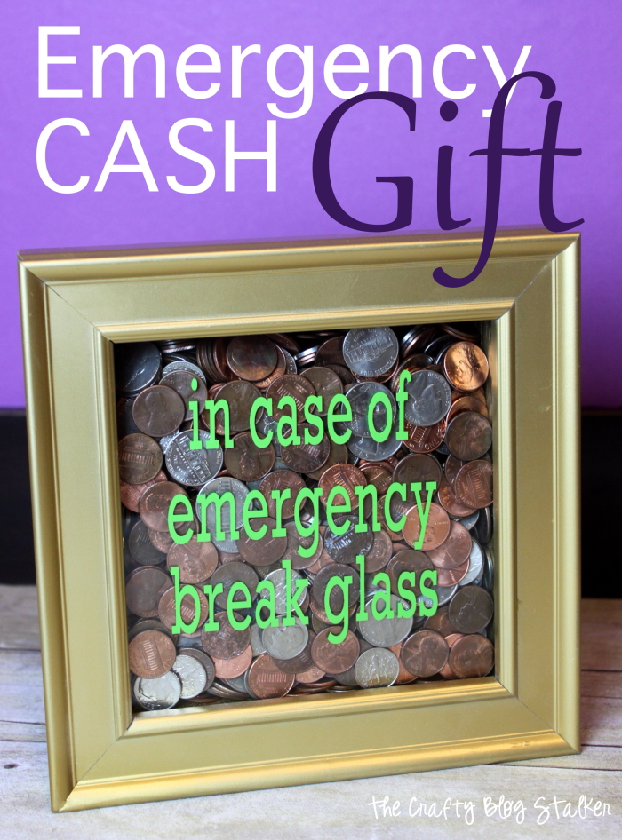 Emergency Cash Gift