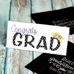 graduation card diy