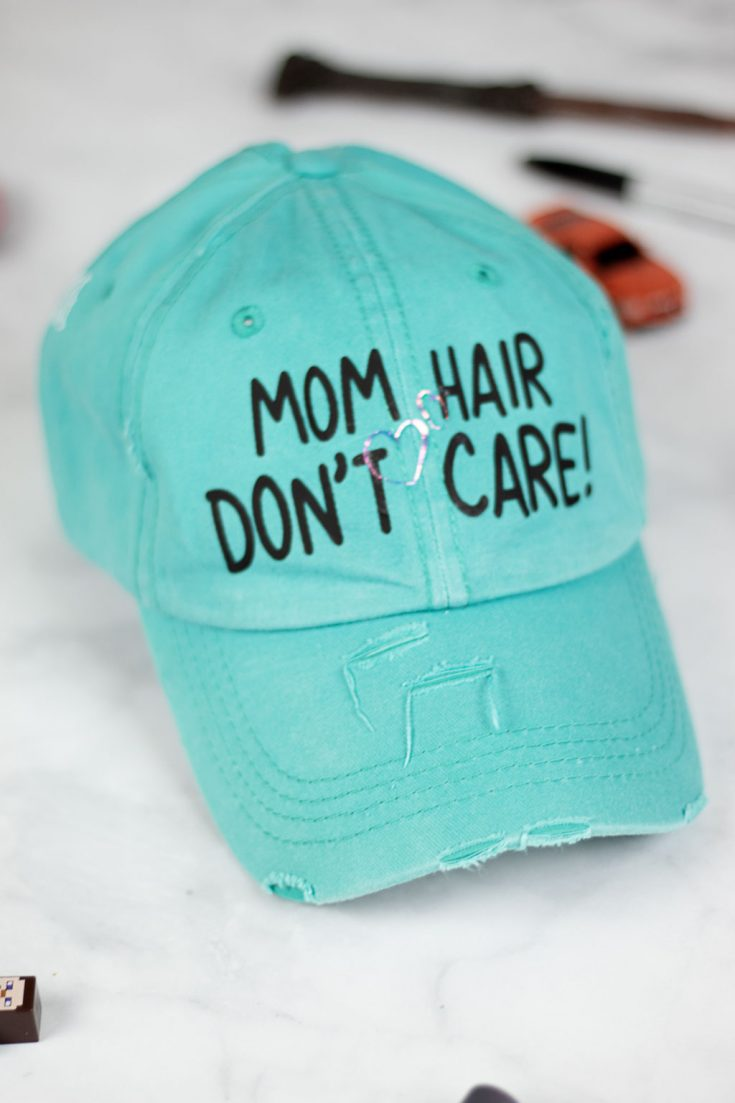 How to Make a Unique Mom Hat That She Will Love and Use!