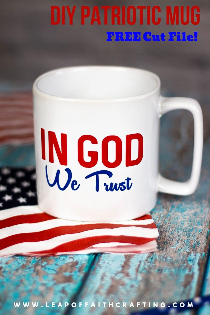 patriotic coffee mugs pin