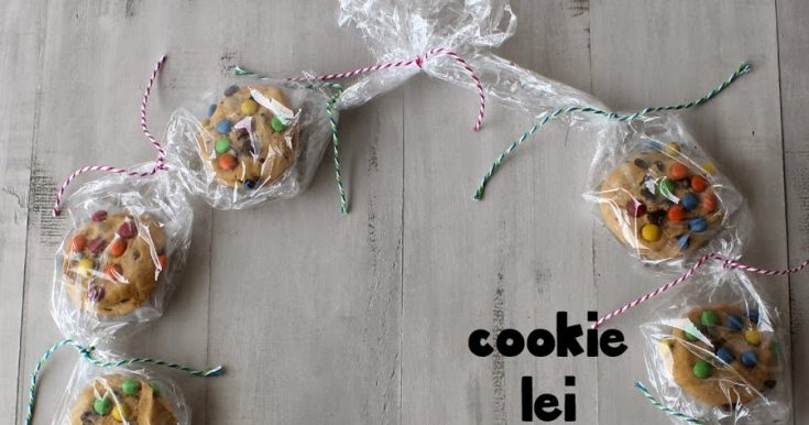 Cookie Lei Necklace!