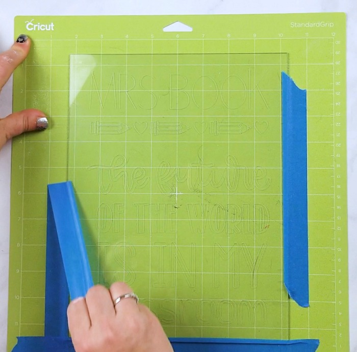 cricut engraving tool
