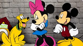 How to Make a Cheap and Large Mickey Mouse Cut Out!