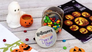 Dollar Tree Halloween: DIY Candy Containers!