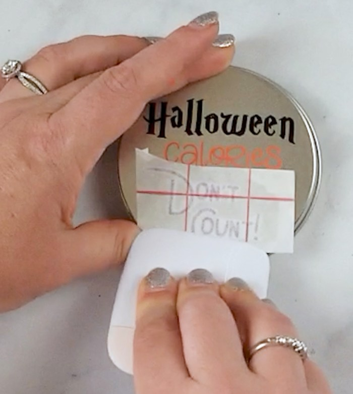 halloween candy jars with lids