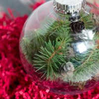 DIY Easy Christmas Ornament