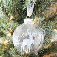 Expecto Patronum Ornament