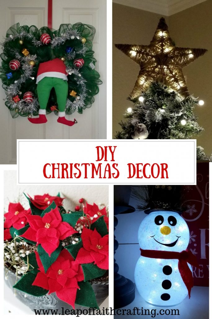 diy christmas decor easy