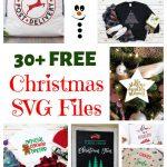 free svg Christmas