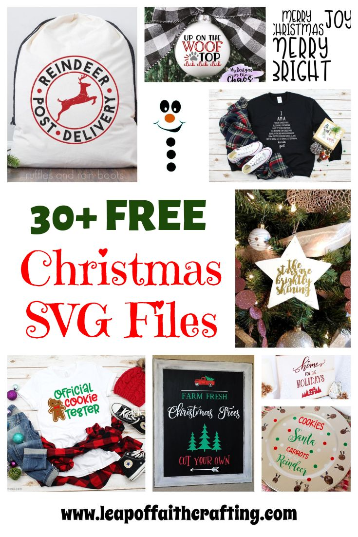 Christmas Gnome Svg.Free Svg Christmas Files To Make Cute Diy Projects With