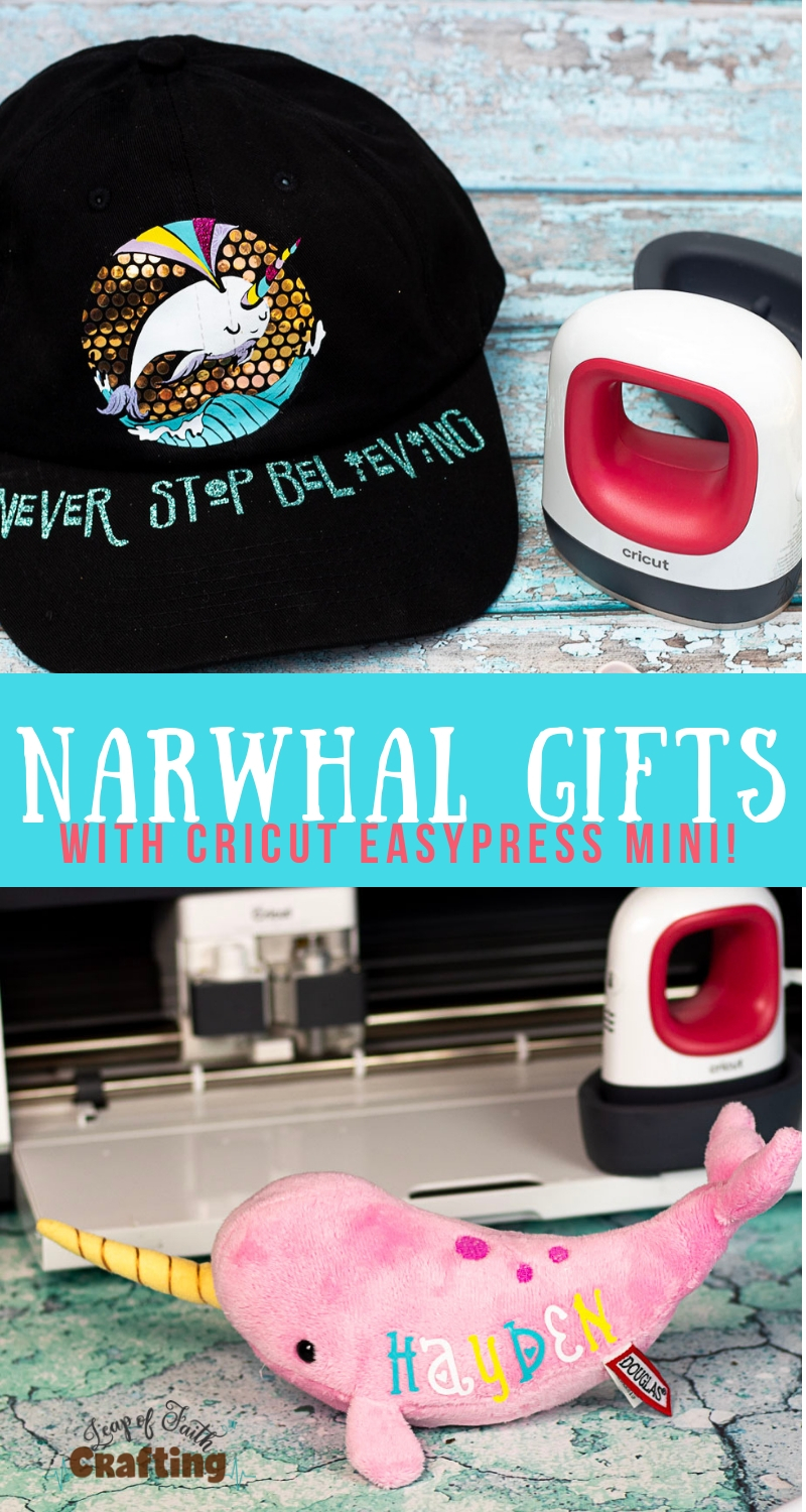 narwhal plush gifts pin