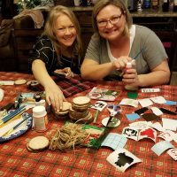 Holiday Party Ideas: Make Your Own Ornament Craft Party!