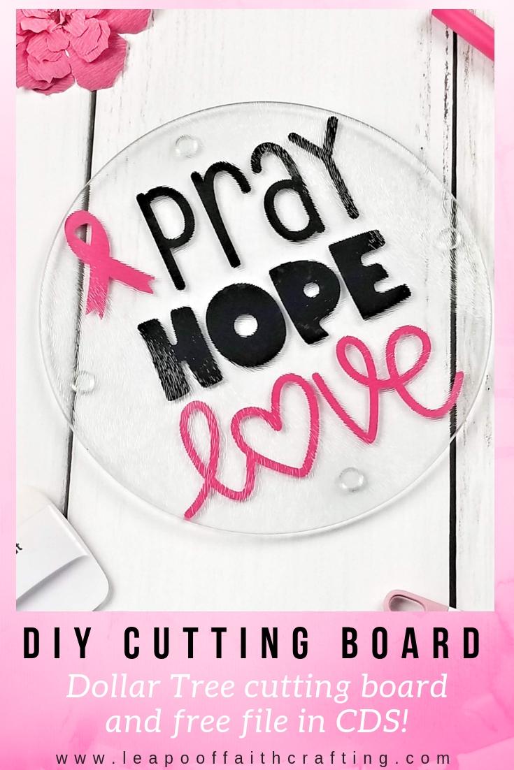 breast cancer svg pinterest