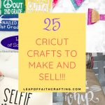 cricut craft business pinterest