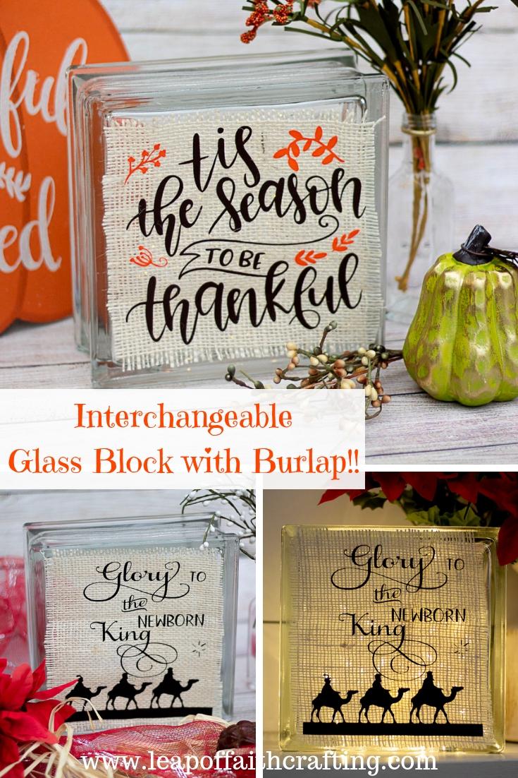 glass block ideas pinterest