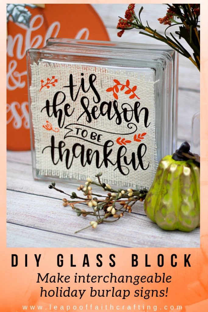 glass blocks for crafts pinterest