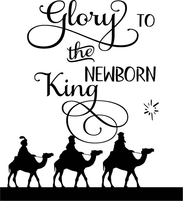 glory wise men